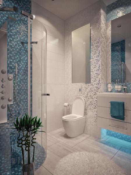 Зеркало для ванной комнаты своими руками фото