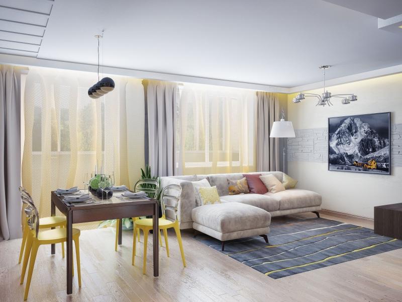 Европейские квартиры