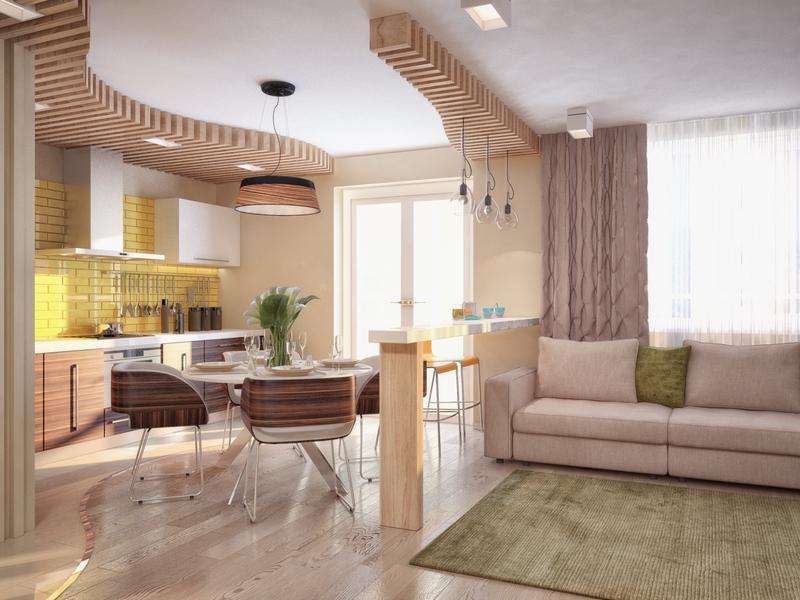 Европейский дизайн квартир