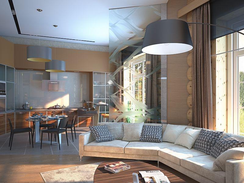 Дизайн гостиной в панельном доме фото